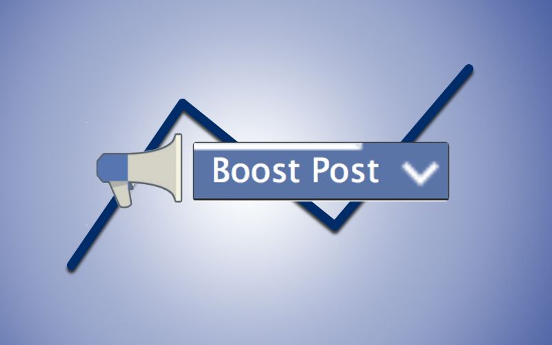 Boost post with Social advertising