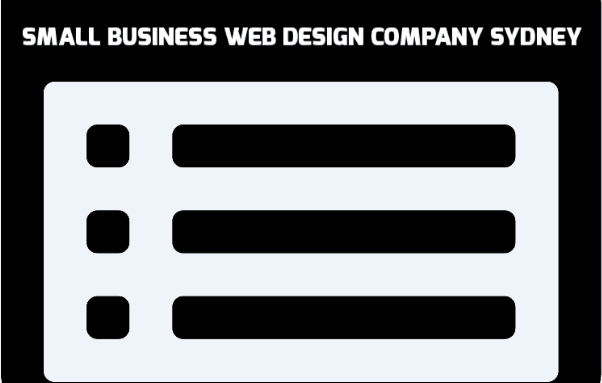 How to find a web design company in Sydney? - SmallBiz